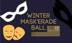 2021 Winter Mask-Erade Ball